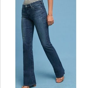 AG • the angel bootcut jeans